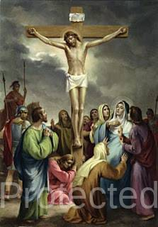 Stations of the Cross (Way of the Cross) - Twelfth Station
