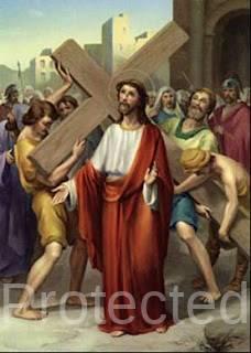 Stations of the Cross in Igbo - Second Station - Nkwusi nke Abuo