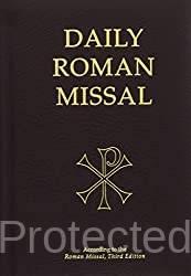 Catholic Lectionary Roman Missal