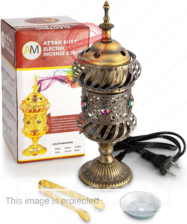 Electric Incense Burner in Nigeria