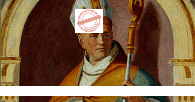 Saint of the day for April1