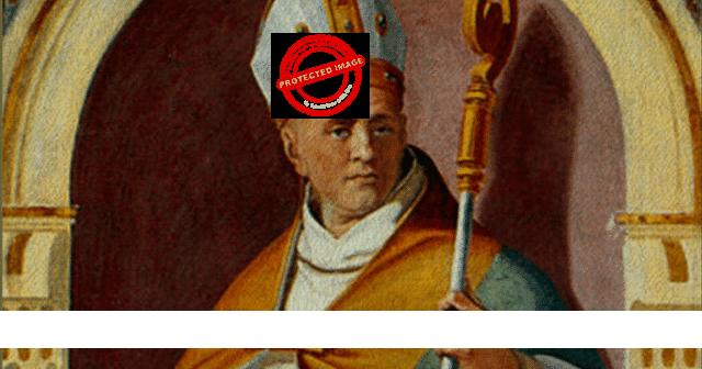 Saint of the day for April 1, Saint Hugh