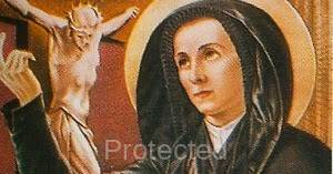 Saint of the day for March 25, Saint Lucy Filippini