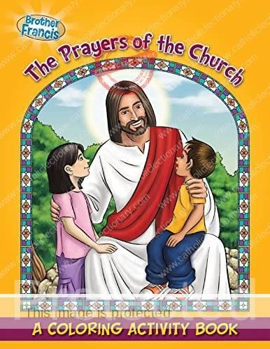 Catholic prayer books for kids